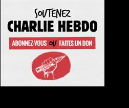 Donnez des sous à Charlie !